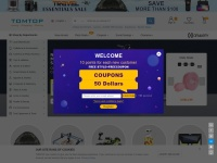 TOMTOP Technology Coupons