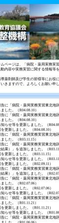 Screenshot of touhoku-chousei.org