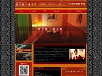 Screenshot of touhouyu.net