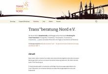 Screenshot of transberatung-nord.de