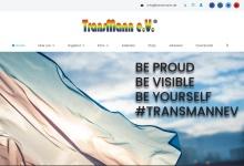 Screenshot of transmann.de