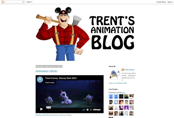 Screenshot of trentanimation.blogspot.jp