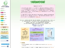Screenshot of tsubasa-npo.org
