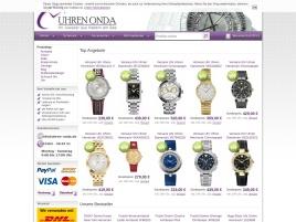 Uhren Onda Erfahrungen (Uhren Onda seriös?)