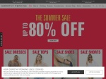 Dorothy Perkins(US) Coupon Code