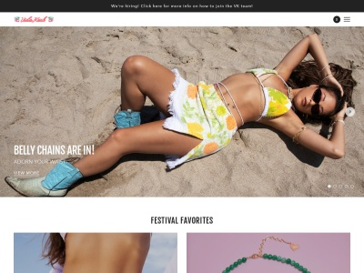 Screenshot of vidakush.com