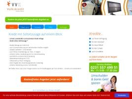 VVK Volkskredit Erfahrungen (VVK Volkskredit seriös?)