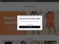 whatwears.com Coupons