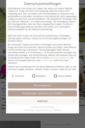 Screenshot of whoismocca.com