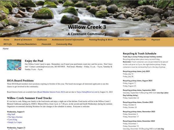http://willowcreek3.com/