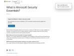 Screenshot of windows.microsoft.com