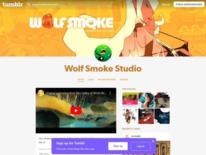 http://wolfsmokestudio.tumblr.com/