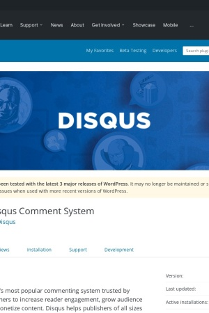 http://wordpress.org/extend/plugins/disqus-comment-system/