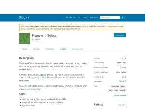 http://wordpress.org/extend/plugins/front-end-editor/screenshots/