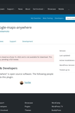 http://wordpress.org/extend/plugins/google-maps-anywhere/screenshots/