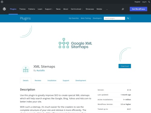 Wordpress Sitemap Generator: 【Wordpress】ワタシの導入プラグイン
