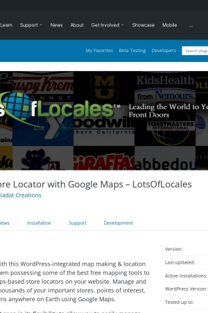 http://wordpress.org/extend/plugins/store-locator/