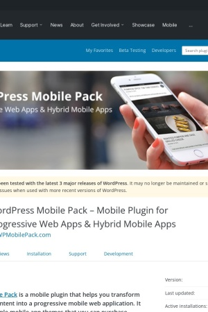 http://wordpress.org/extend/plugins/wordpress-mobile-pack/