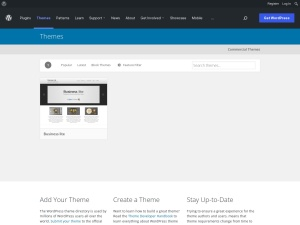 http://wordpress.org/extend/themes/Business%20lite