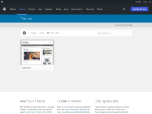 http://wordpress.org/extend/themes/Catch%20Box