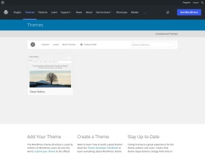 http://wordpress.org/extend/themes/Clean%20Retina