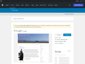 http://wordpress.org/extend/themes/Enough