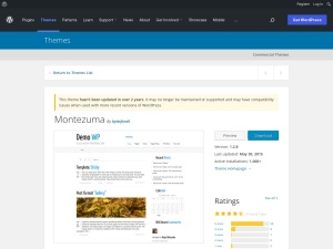 http://wordpress.org/extend/themes/Montezuma
