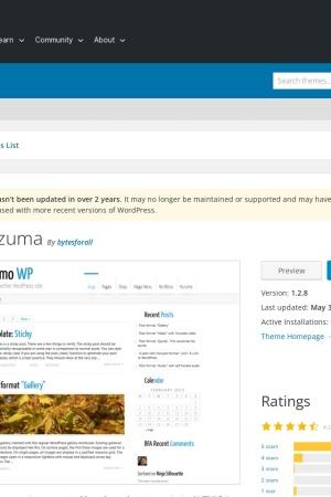 http://wordpress.org/extend/themes/Montezuma