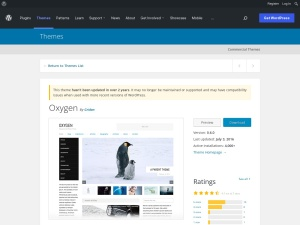 http://wordpress.org/extend/themes/Oxygen