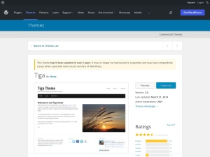 http://wordpress.org/extend/themes/Tiga