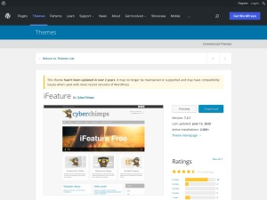 http://wordpress.org/extend/themes/iFeature