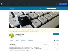 http://wordpress.org/plugins/addquicktag/