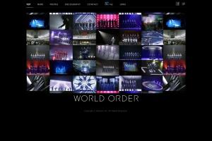 Screenshot of worldorder.jp