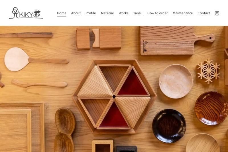 Screenshot of wwkikyo.com