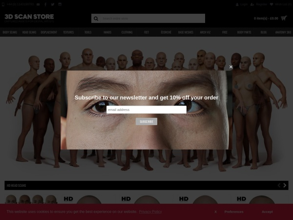 http://www.3dscanstore.com/index.php/default/free-samples/free-male-skull-3d-scan.html