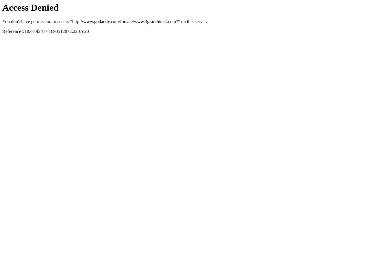 3GArchitectLLC
