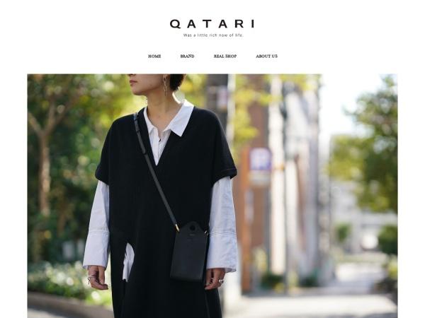 Screenshot of www.92qatari.com