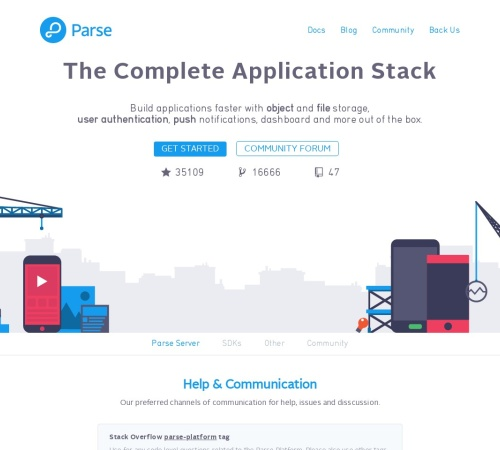 http://www.Parse.com/