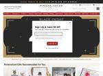Personalizationmall.com Discounts Codes