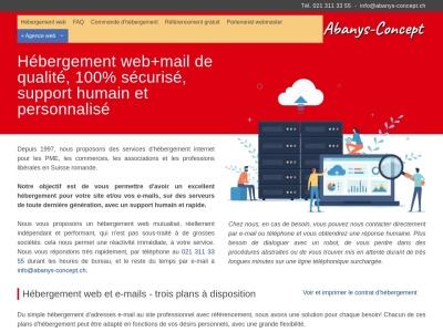 Abanys-Concept, la solution rentable.