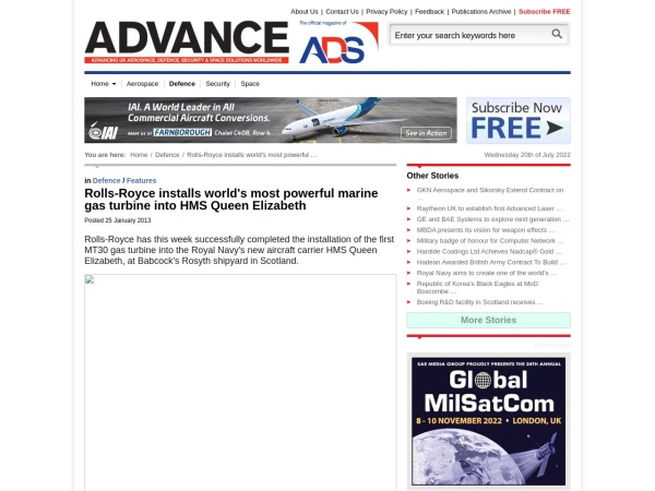 http://www.adsadvance.co.uk/rolls-royce-installs-world-s-most-powerful-marine-gas-turbine-into-hms-queen-elizabeth.html