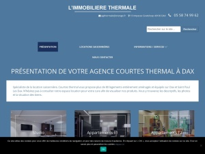 L IMMOBILIERE THERMALE