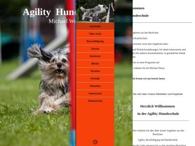 agility-hundeschule.com
