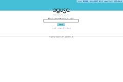 Screenshot of www.aguse.jp