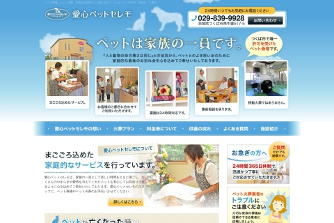 Screenshot of www.aishinn.jp