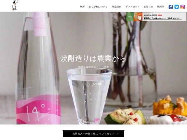 Screenshot of www.akugare.jp