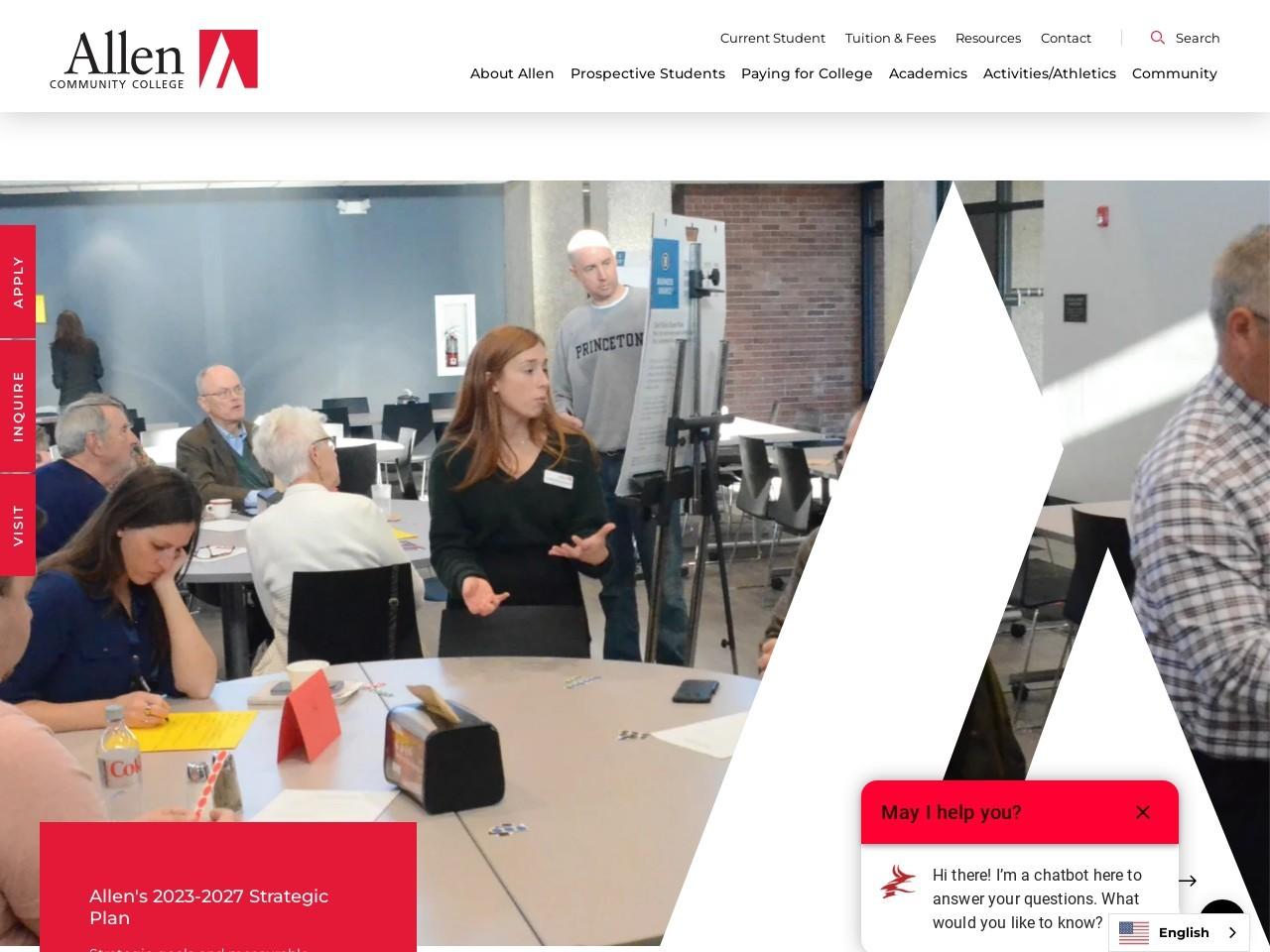 allencc.edu