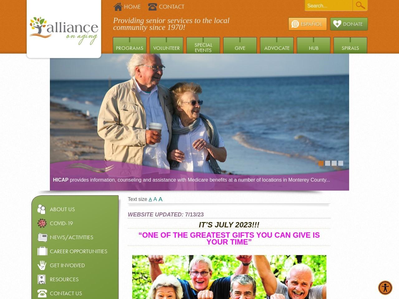 allianceonaging.org