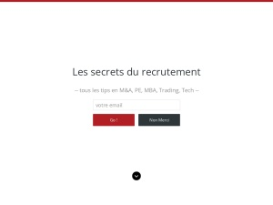 AlumnEye Entretien M&A Private Equity