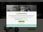 Ancestry.ca Coupon Code